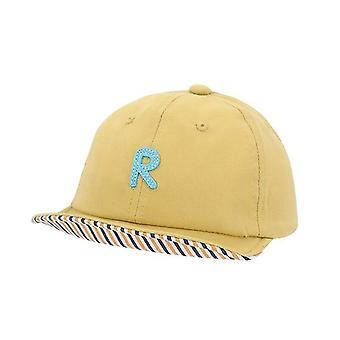 Cartoon Bear Baby Hat Gorra de béisbol ajustable Sun Hat Baby Hats con orejas