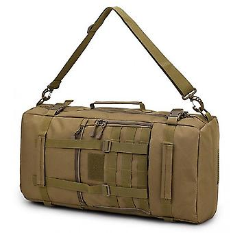 50l Outdoor Tactical Molle Military Rucksacks Backpack Travel Camping Sports Bag