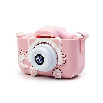 X5 dětský digitální fotoaparát hd ips duální objektiv fotografie a video multifunkční kamera usb nabíjení