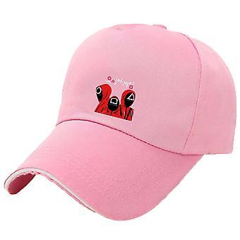 משחק דיונון קוריאני דרמה שיא כובע משחק כובע שמש קיץ מתכוונן