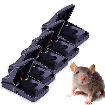 Binnenlandse Daze, Rattenvallen en Ratten, Vang en Vul de Muizen, 5 Herbruikbare Muizenvallen--