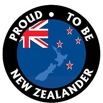 Proud To Be Nieuw-Zeelander auto luchtverfrisser
