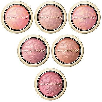 Max Factor Crème Puff Blush - Choose Your Shade