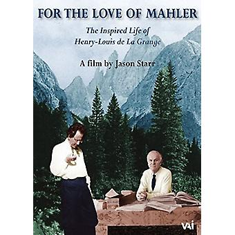 For the Love of Mahler: Inspired Life of Henry [DVD] USA import