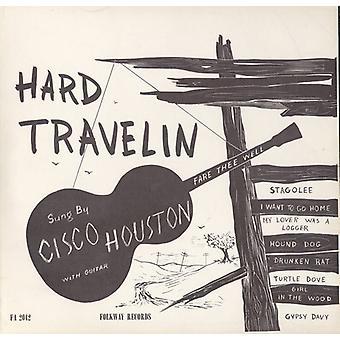 Cisco ヒューストン - ハード Travelin' [CD] アメリカ インポートします。