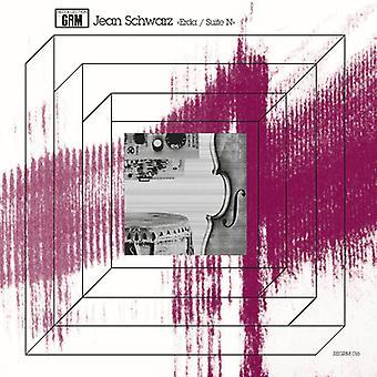 Jean Schwarz - Erda / Suite N [Vinyl] USA import