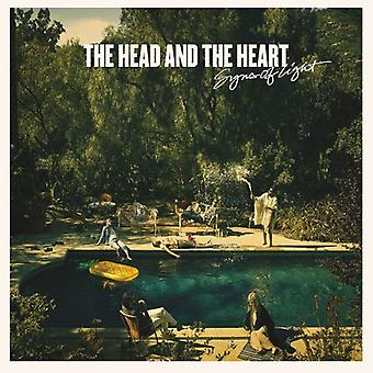 Head & the Heart - Signs of Light [CD] USA import