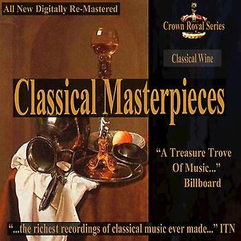 Various Artist - Classical Wine - Classical Masterpieces [CD] USA import