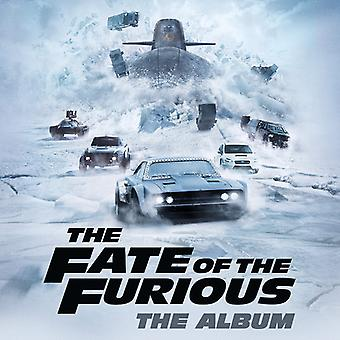 Various Artist - Fate of the Furious: The Album [CD] USA import