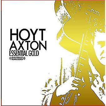 Hoyt Axton - importación de los E.e.u.u. oro esencial [CD]
