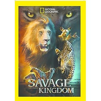 Savage Königreich [DVD] USA import