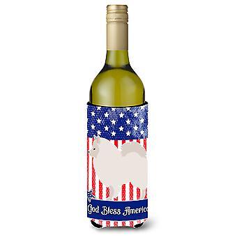 Deutscher Spitz amerikanischen Weinflasche Beverge Isolator Hugger