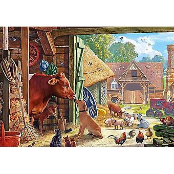 Gibsons Best Friends Jigsaw Puzzle (500 Pieces)