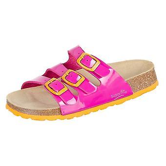 Superfit Pink Tecno 20011363 universal summer kids shoes