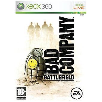 Battlefield Bad Company (Xbox 360)-ny