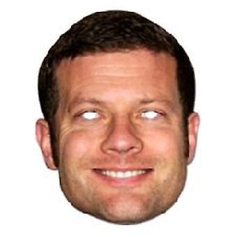 Dermot O'Leary ansiktsmask