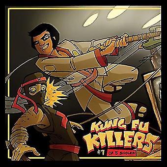 Kung Fu Killers - #1 of 5 Singles [Vinyl] USA import