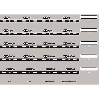 Uhlenbrock Uhlenbrock 69093 track Control Board signaal symbool film