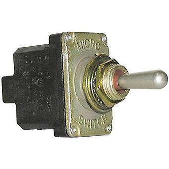 Honeywell AIDC 2NT1-10 Toggle switch 250 V AC 15 A 2 x On/On/On latch 1 pc(s)