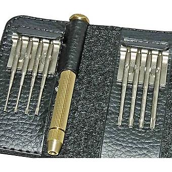 RONA Electrical & precision engineering Screwdriver set 10-piece Star