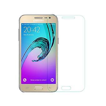 Stuff certificeret® 2-Pak skærmbeskytter Samsung Galaxy J2/J200F/J200G hærdet glas film