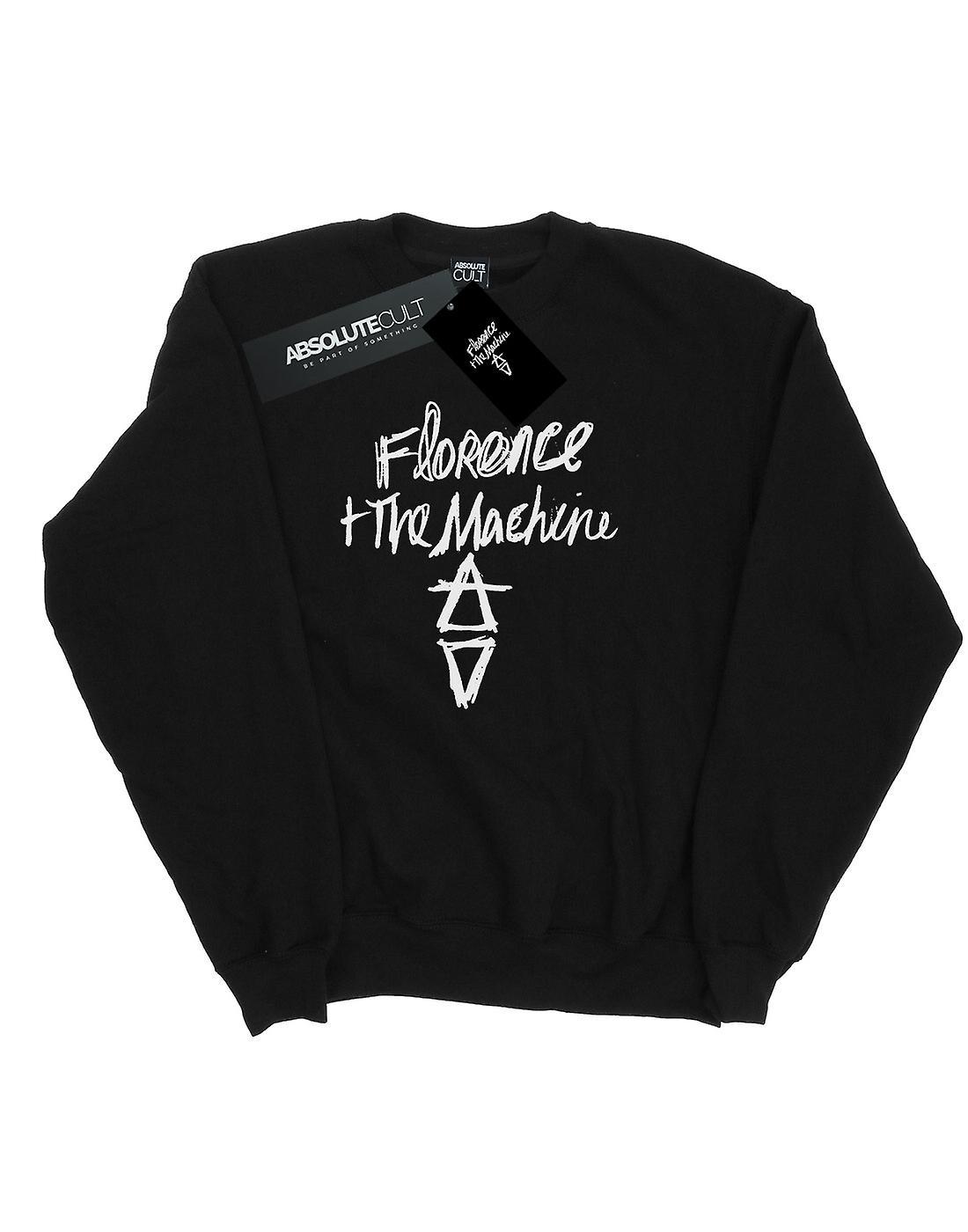 Florence And The Machine Women's Hand Drawn Logo Sweatshirt