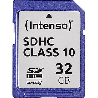 Intenso 3411480 SDHC card 32 GB classe 10