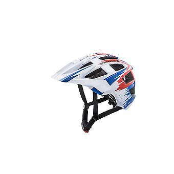 CRATONI AllSet bike helmet / / matt white/blue