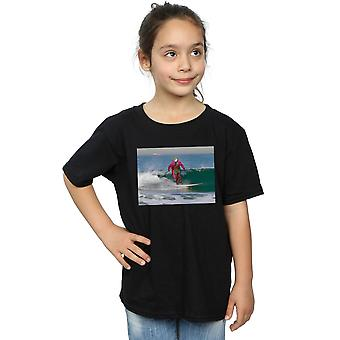 DC Comics jenter Batman TV serien Joker Surfing t-skjorte