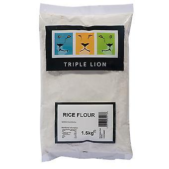 Triple Lion Gluten Free White Rice Flour