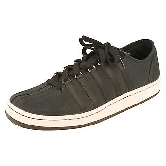 Mens K-Swiss Canvas Style - The Vintage CA