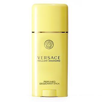 Versace gele diamant deostick 50ml