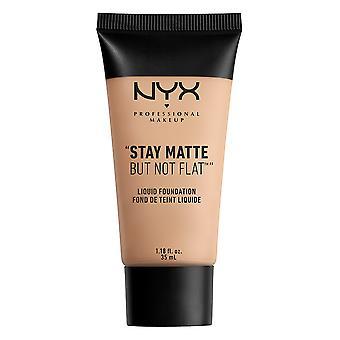 NYX PROF. MAKEUP Stay Matte Not Flat Foundation - Warm