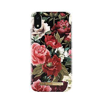 iDeal af Sverige iPhone XR skaller-antikke roser