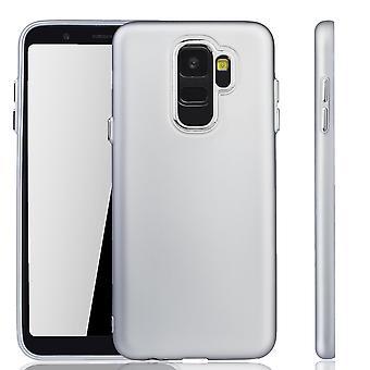 Plata de caja móvil de Samsung Galaxy A6 2018 - caso de teléfono celular para Samsung galaxia A6 2018-