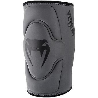 Venum Kontact Gel knie Pads grijs/zwart