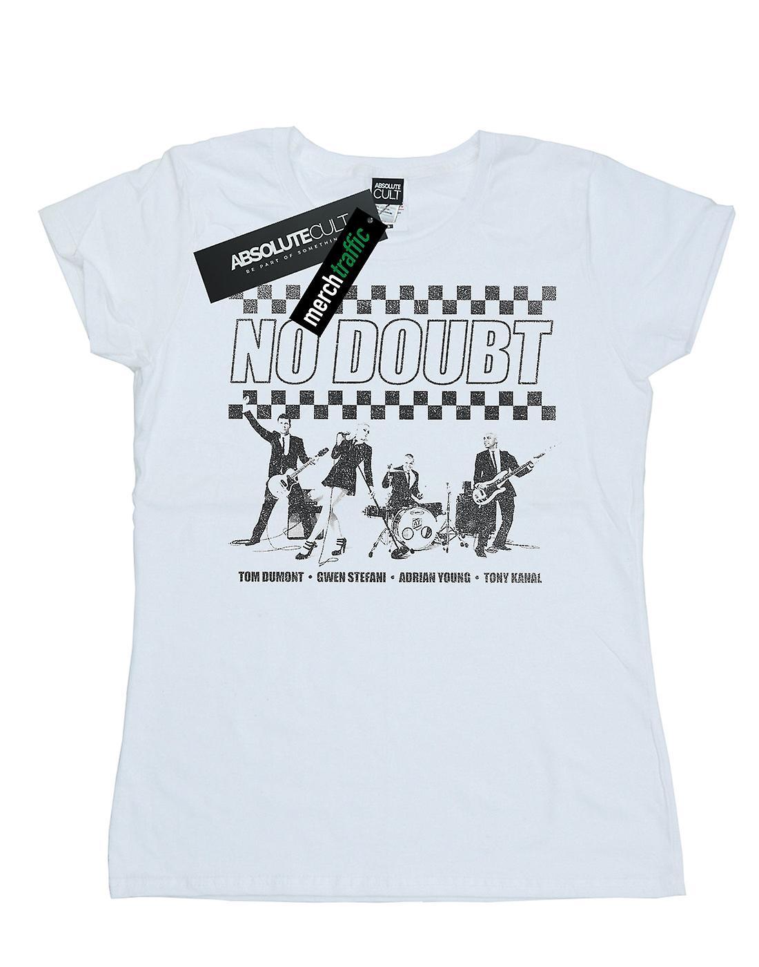 No Doubt Women's Ska Band T-Shirt