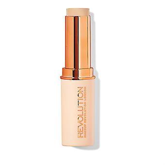 Makeup Revolution Fast Base Stick Foundation F3