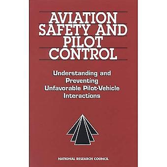 Sicurezza del trasporto aereo e pilota di controllo: comprendere e prevenire sfavorevole pilota-veicolo interazioni