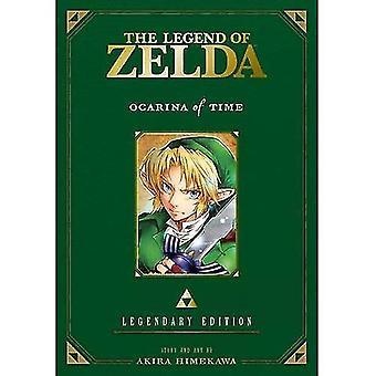The Legend of Zelda: Legendary Edition, Vol. 1: Ocarina of Time Teile 1 & 2
