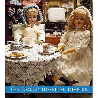 Puppenstuben-Krankenhaus-Tagebücher
