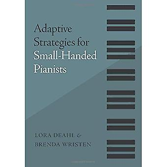Adaptive strategier for små-hånds pianister