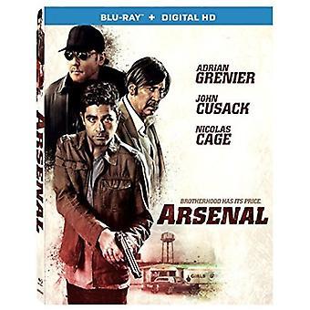 Arsenal [Blu-ray] USA import