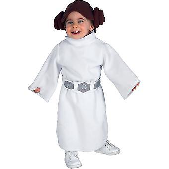 حلي الأميرة ليا طفل صغير