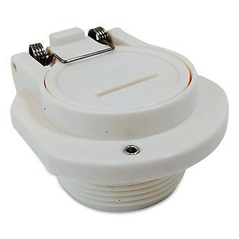 Waterway 600-2200 Plastics Vacuum Lock Kit - White