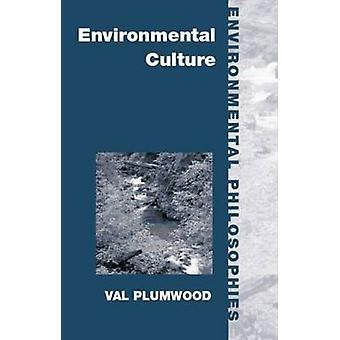 Umweltkultur von Val Plumwood