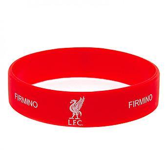 Liverpool FC Firmino Silicone Wristband