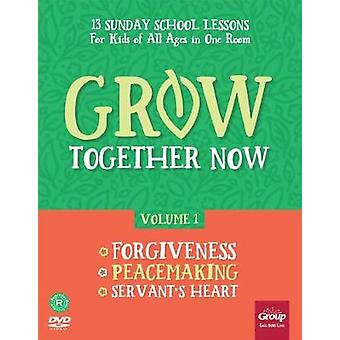 Grow Together Now - Volume 1 - 13 Sunday School Lessons for Kids of Al