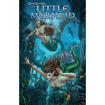 Grimm Fairy Tales Presents The Little Mermaid by Meredith Finch & By artist Miguel Mendonca
