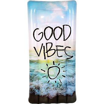 Simply Wholesale Good Vibes Air Bed
